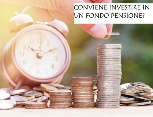 Perchè i giovani dovrebbero pensare subito ad un fondo pensione?