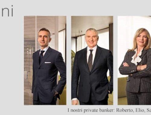 La prima Private Bank in Italia mette in primo piano i consulenti TOP